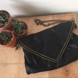 Matt & Nat | Black Hendrix Envelope purse